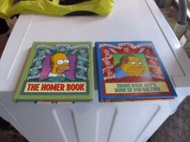 SIMPSONS BOOKS