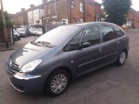 1.6 CITREON PICASSO 2009 YEAR PETROL MANUAL 85000 MILES HISTORY MOT 18/06/2019-3 MONTHS WARRANTY