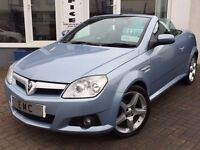 2006 06 Vauxhall/Opel Tigra 1.8i 16v ( a/c ) 2006MY Exclusiv~LOW MILES~