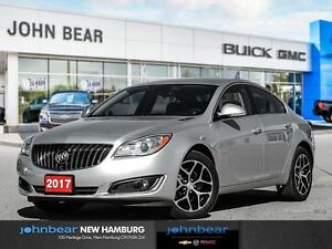 2017 Buick Regal -