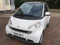 SMART CAR FOURTWO FOR SALE. LOW MILEAGE VERY CLEAN 1 PREVIOUS OWNER