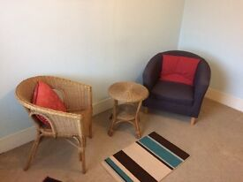 An Adaptable Office or Counselling Room