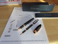 Montegrappa Fortuna Rollerball Pen