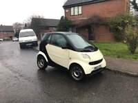 lovely little smart car year mot full service history