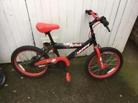 Boys bike age 5+