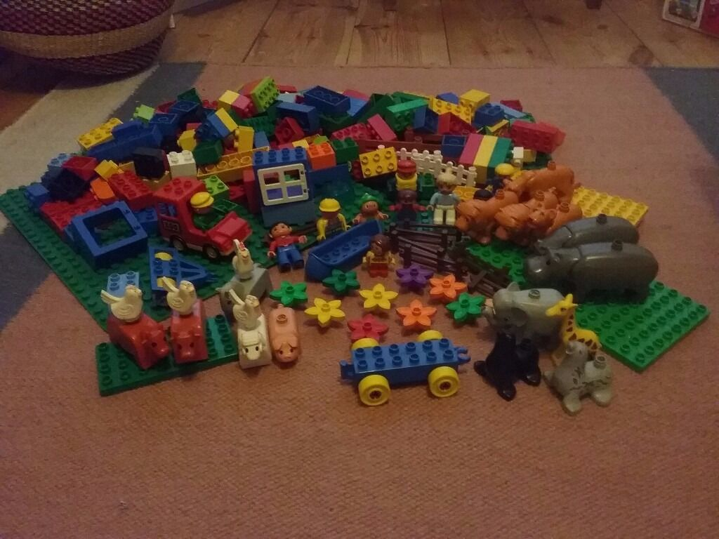 Huge Lego Duplo bundle