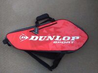 Dunlop Tour 6 Racket Bag - Squash/Tennis