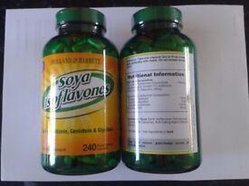 Soya Isoflavones - 240 Capsules