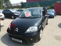 Citroen C3 SX,1360 cc 5 door hatchback,full MOT,nice clean tidy car,runs and drives very well