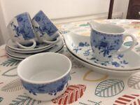 Wedgwood Home Mikado Tea Set for Six