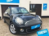 Mini Clubman 1.6 TD One D Avenue 4dr 2011 - March 2018 MOT / Full Service History