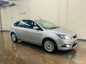 Ford Focus titanium 1.6 tdci in stunning condition £30 road tax full service history long mot nov 21
