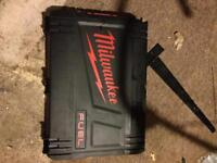 Milwaukee fuel 18v impact wrench CASE ONLY