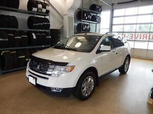 2010 Ford Edge SEL V6 power and awd
