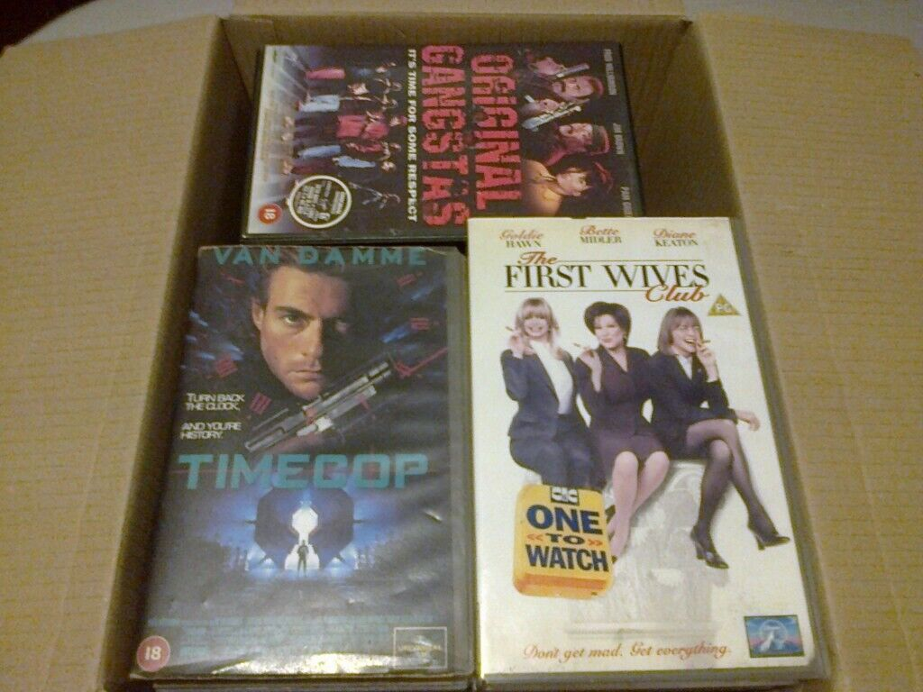 Animal Instincts 1992 Video 160 vhs video tape movies | in seven sisters, london | gumtree
