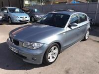 BMW 118D SERVICED 1 OWNER LONG MOT 2 KEYS 5Dr BLUE