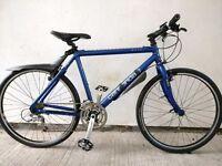 "(1822) 26"" 20"" Lightweight Aluminium CANNONDALE MOUNTAIN HYBRID BIKE BICYCLE H:170-185 cm(5'7""-6'1"")"