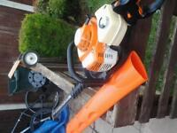 STIHL HS 81 30 INCH DOUBLE SIDED HEDGE TRIMMER