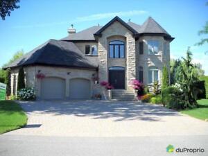 0$ - Maison 2 étages à vendre à ND-De-L'Ile-Perrot