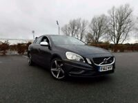 2012 VOLVO S60 2.0 DIESEL - £30 A YEAR TAX
