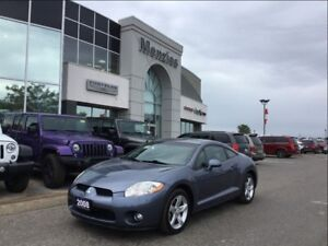 2008 Mitsubishi Eclipse GS, Leather, Sunroof, Heated Front Seats