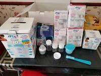 Avent bottle feeding solutions pack