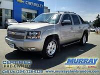 2009 Chevrolet Avalanche Crew Cab LTZ  Z71 4WD *Heated Leather*