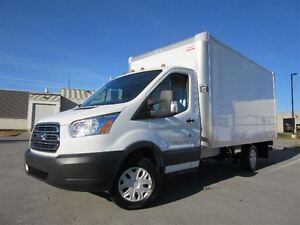 2015 Ford Transit T-350 ** Cube 14 Pieds ** Roues simple **