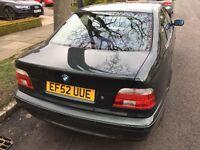 BMW E39 2.2 Petrol+Lpg