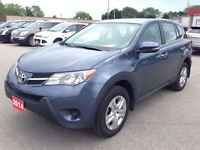 2014 Toyota RAV4 LE LIKE NEW!