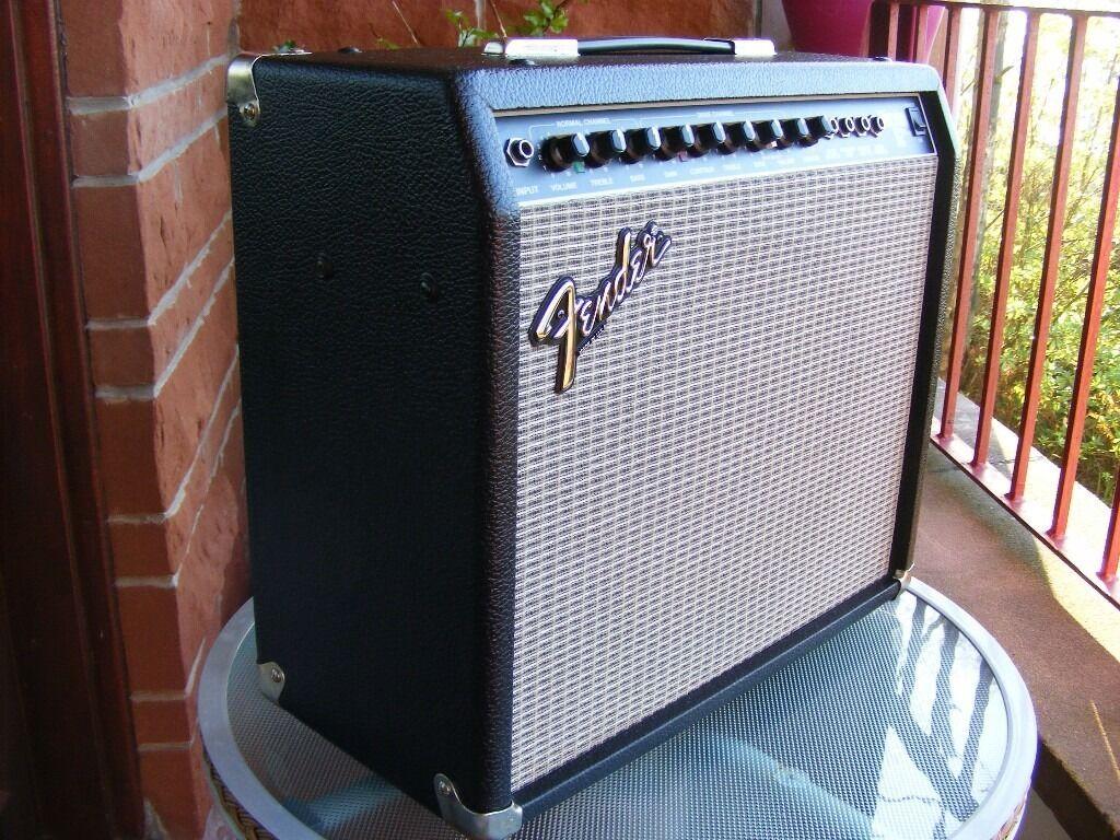 Fender Princeton 112 Plus amp Made in U.S.A. 50th Anniv | in ...