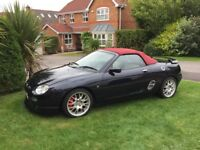 1999 MGF - Low mileage, highly modified