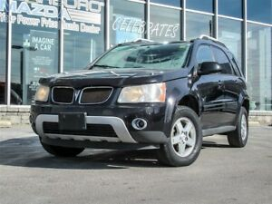 2007 Pontiac Torrent FWD/ WITH WINTER TIRES..
