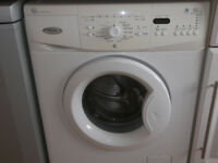 A Whirlpool A+A Class Washing Machine.