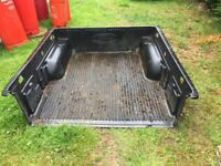 Ford ranger double cab pickup load liner truck bed cover