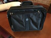 Laptop trolley case - excellent condition