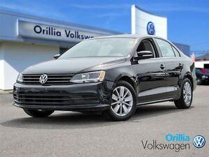 2015 Volkswagen Jetta BLUETOOTH SUNROOF HEATED SEATS