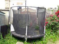 Plum Spacezone II trampoline 8ft