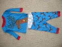 Pyjamas from Gap for boy/ girl 12-18mths/ 12-18 mths. Very good clean condition.