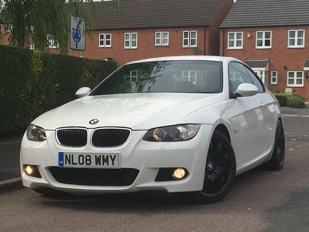 BMW I M SPORT COUPE DOOR M ALLOYS WHITE - Bmw 320i 2 door
