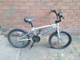 Rooster Wraith BMX Bike