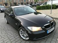 BMW 3 Series 2.0 320d*AUTOMATIC*2007*LONG MOT,M SPORT WHEELS*1 owner*Full Service*Hpi clear
