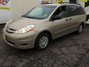 2009 Toyota Sienna CE, Automatic, Third Row Seating