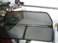 VAUXHALL ASTRA TWINTOP WIND DEFLECTOR