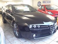 ALFA 159 1.9JTDM 16V LIMITED EDITION ONLY 250 MADE 150BHP QUANTUM OF SOLACE