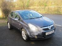 CORSA SXI, 1.2, 1 OWNER, LOW MILEAGE, LOW INSURANCE, 55MPG, NEW MOT NO ADVISORIES, PART-EX WELCOME