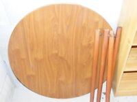 Pine table in very good condition collection only