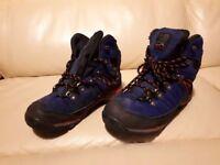 Karrimor hiking/walking boots, size 6