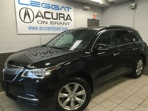 2014 Acura MDX ELITE | BOUGHT+SERVICEDHERE | ONLY53000KMS | 1OWN