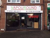 SELF - CONTAINED GROUND FLOOR RETAIL SHOP / OFFICE TO LET ON BURNHAM ROAD GREAT BARR B44 8HX